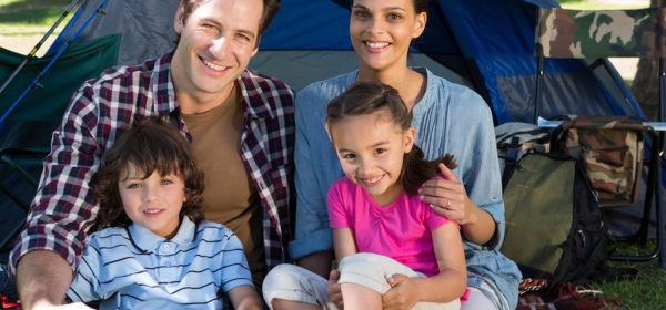 Camping With Kids And Having The Time Of Your Life